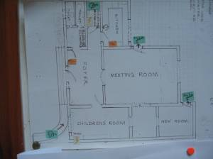 Meeting House Plan