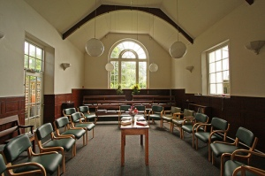 Epping Meeting House Interior
